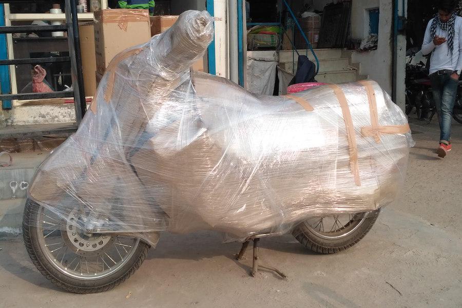 Bike Transportation